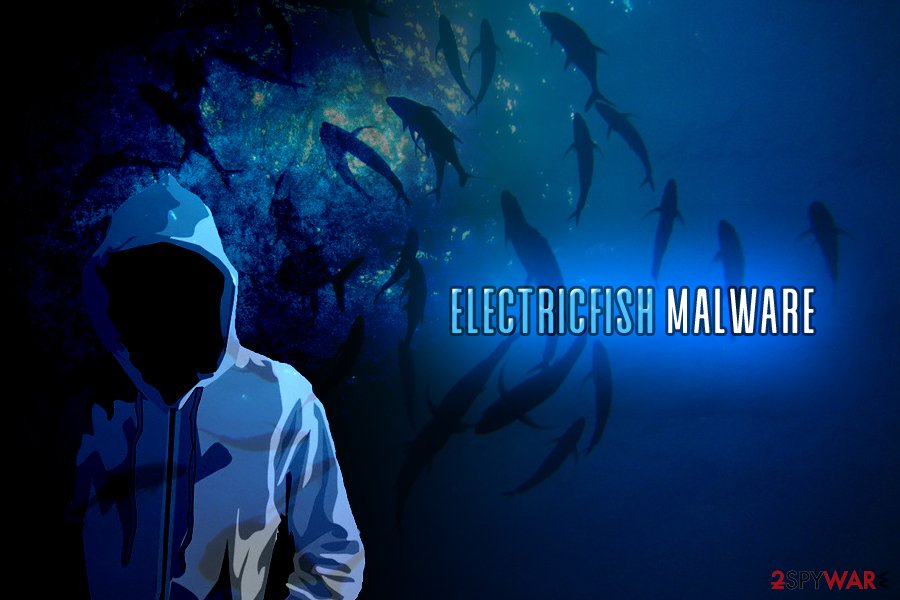 Electricfish malware virus