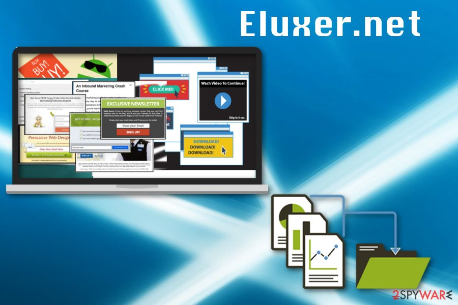 Eluxer.net virus