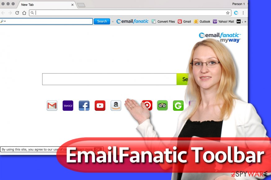 EmailFanatic Toolbar PUP