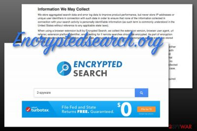 Encryptedsearch.org PUP