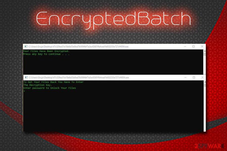 EncryptedBatch