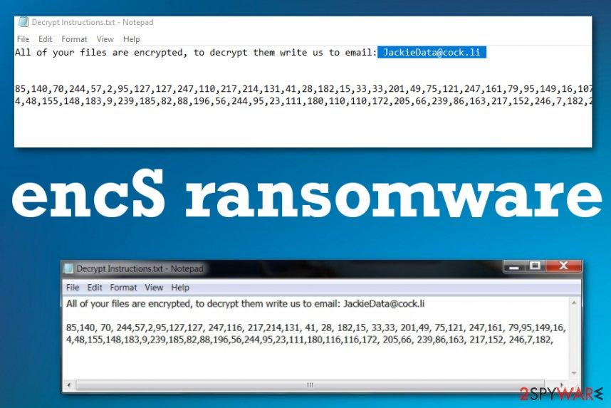 encS ransomware