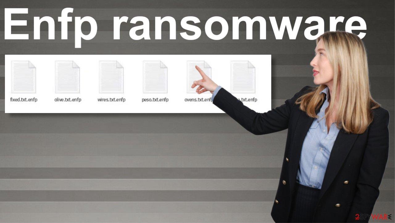 Enfp ransomware virus