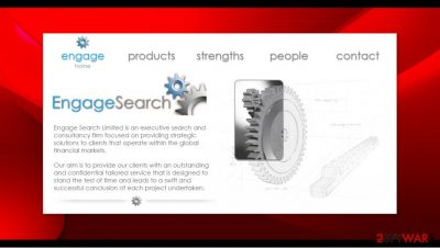 EngageSearch virus