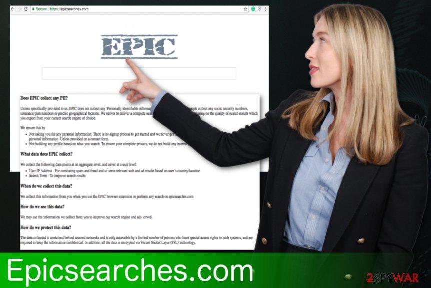 Epicsearches.com virus