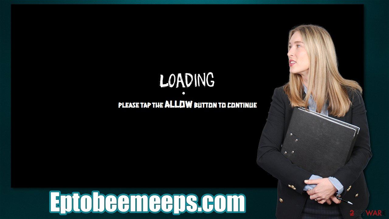 Eptobeemeeps.com virus