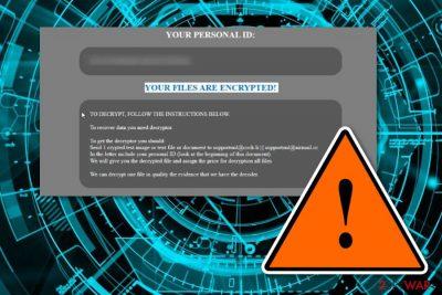 EQ ransomware