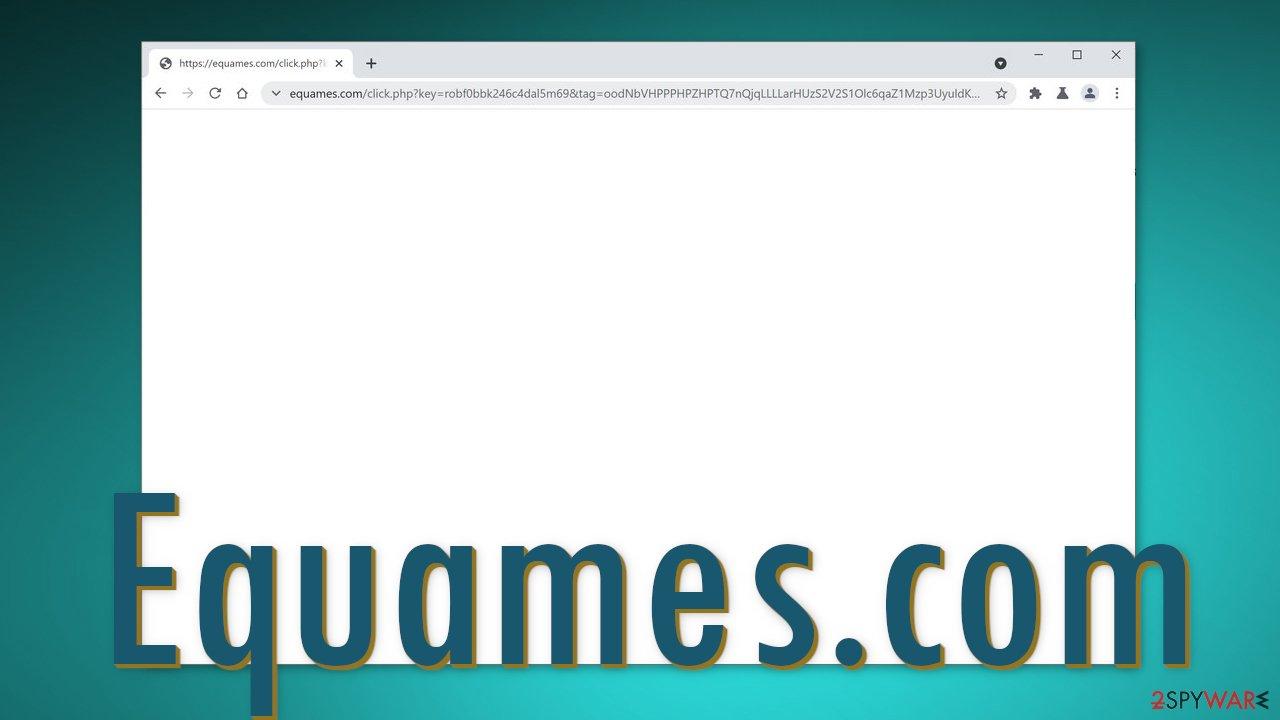 Equames.com ads