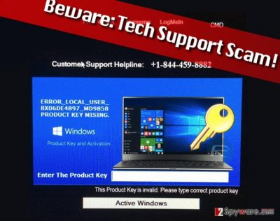 ERROR_LOCAL_USER_BX06DE4897_MD9858 virus