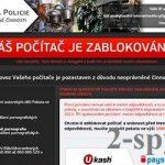 Česká Republika Policie virus snapshot