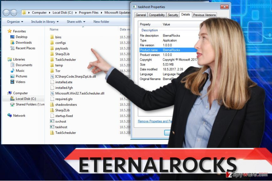 EternalRocks virus