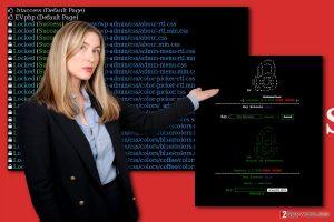 EV ransomware virus
