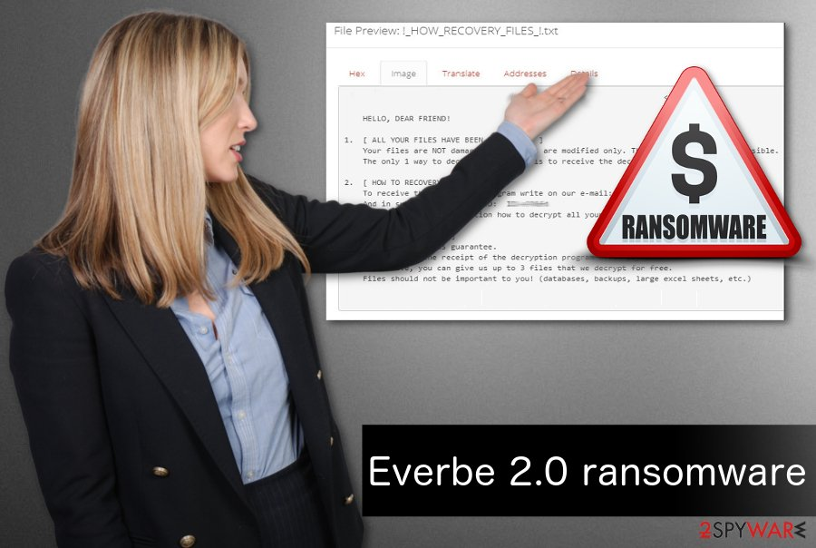 Everbe2.0 ransomware virus