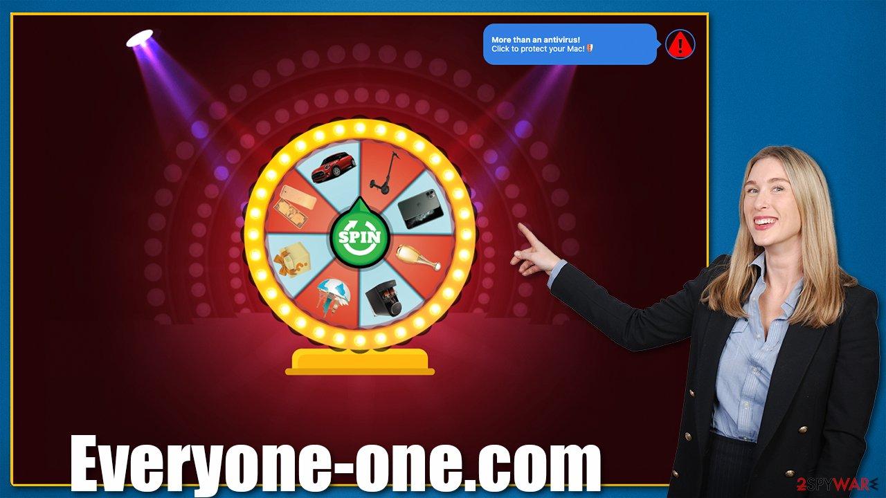 Everyone-one.com virus