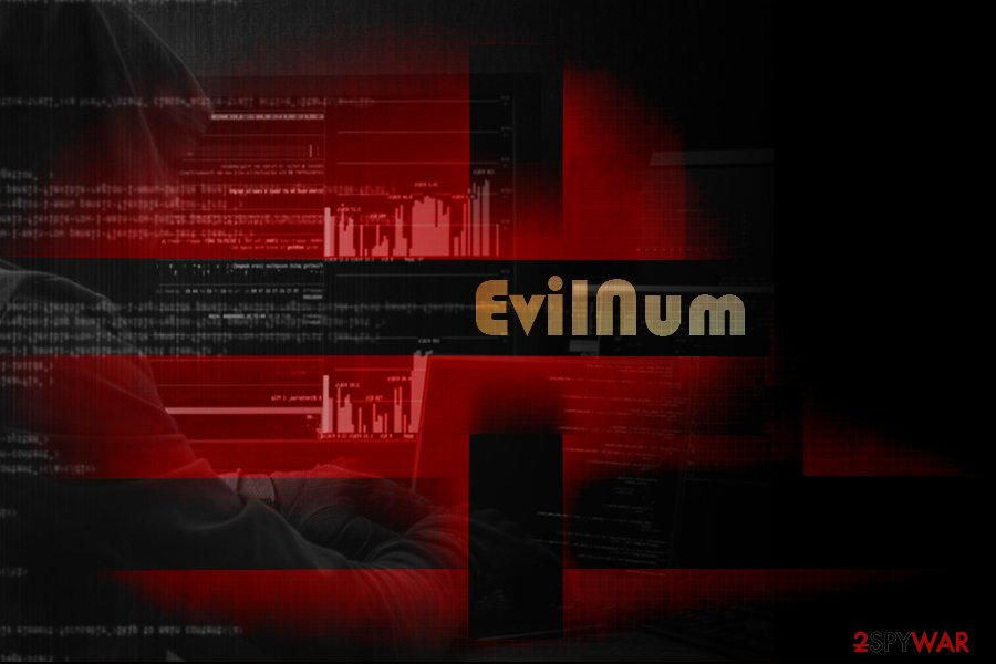 EvilNum malware