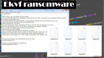 Evkf ransomware