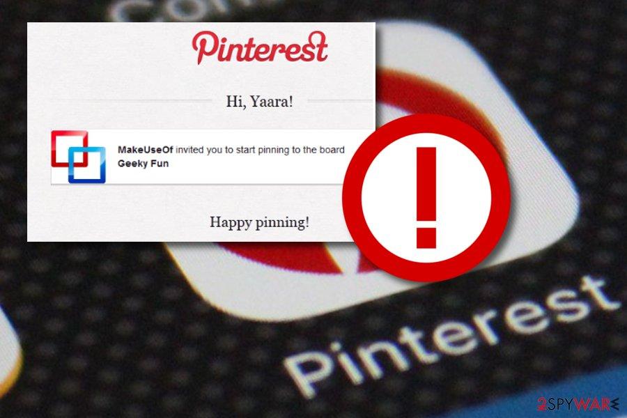Pinterest Board Collaborator Hijacking