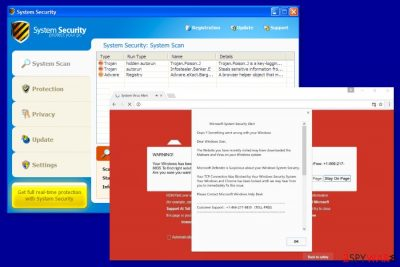 Examples of System Security