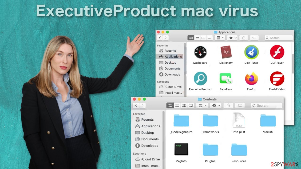 ExecutiveProduct mac virus