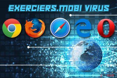 Exerciers.mobi virus