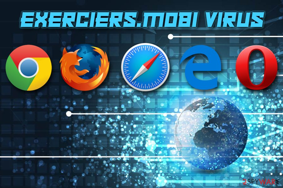 Exerciers.mobi virus