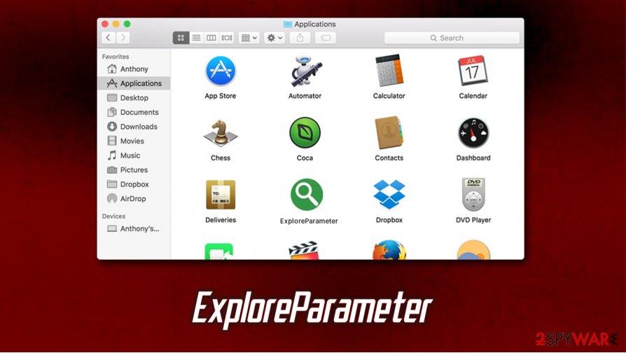 ExploreParameter