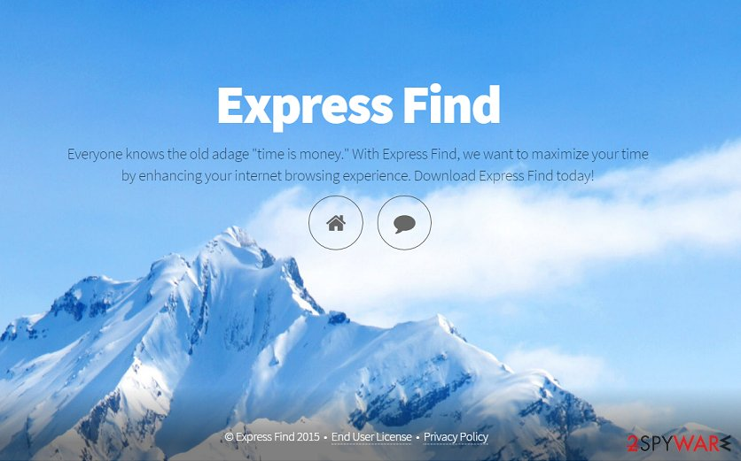 Express Find virus