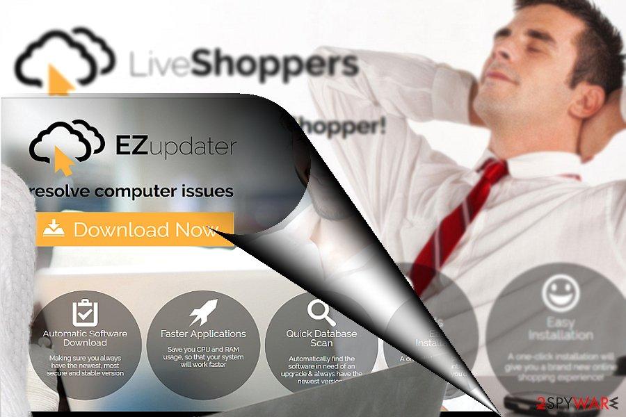 EzUpdater sample