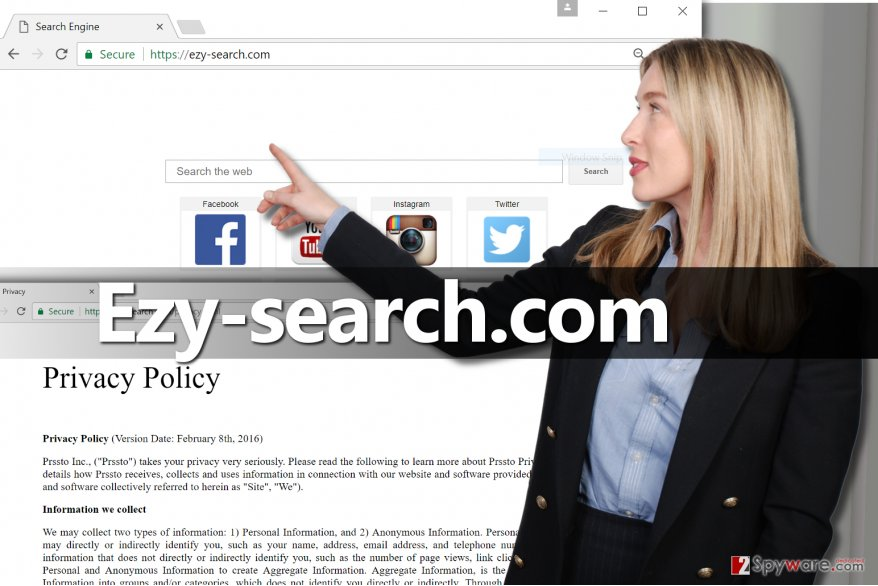 Ezy-search.com virus