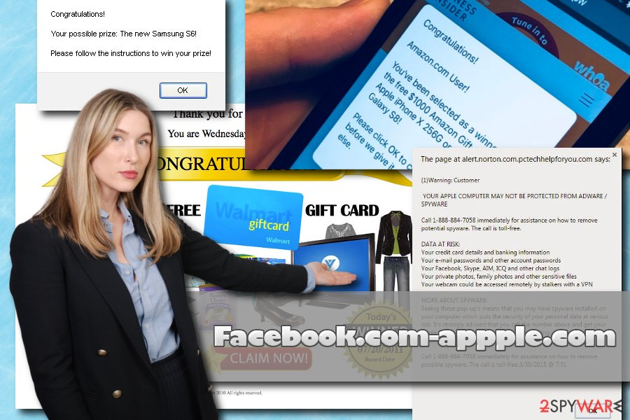 Facebook.com-appple.com adware
