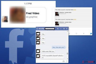 Facebook Messenger scam