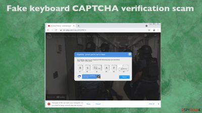 """""""B, S, Tab, A, F, Enter"""" CAPTCHA scam"""