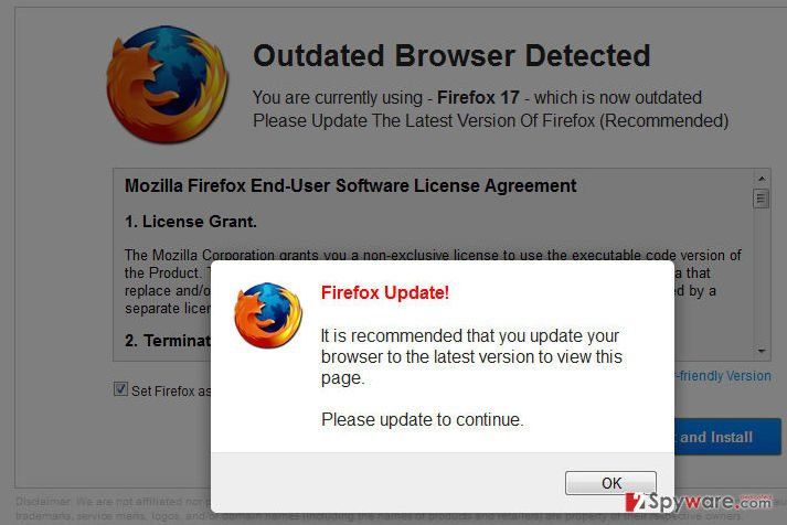 try updating your current browser