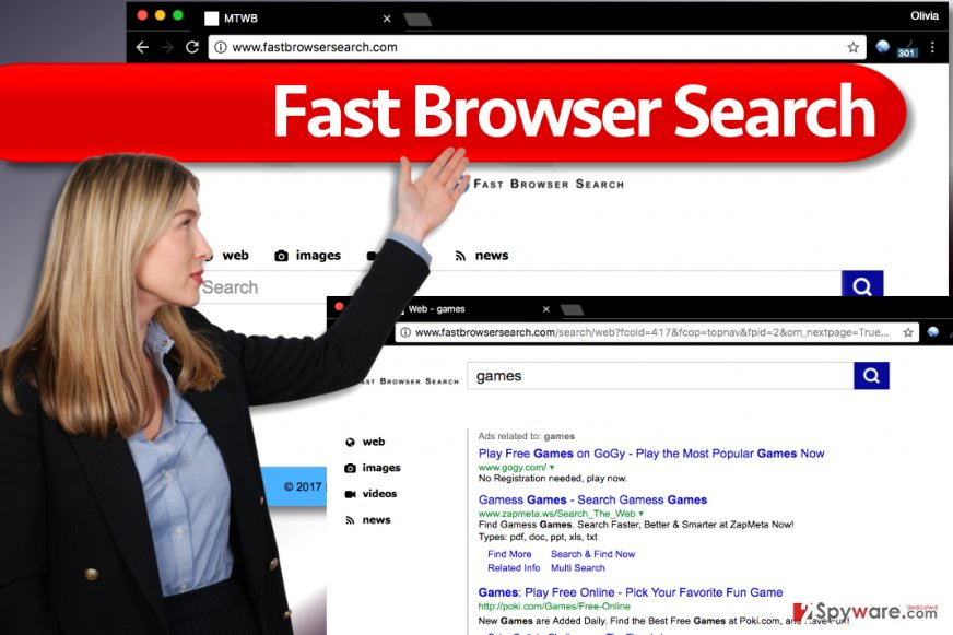 Fast Browser Search virus