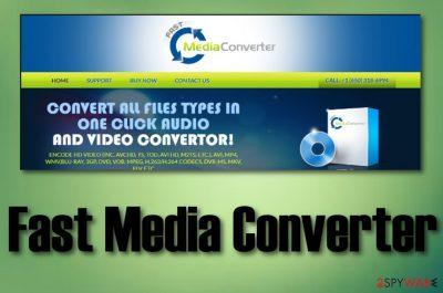 Fast Media Converter app