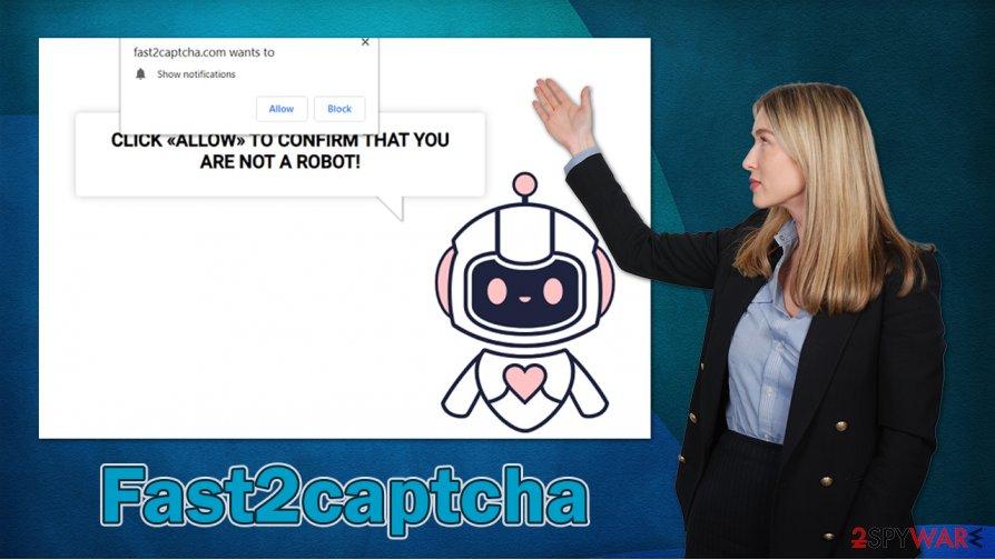 Fast2captcha virus