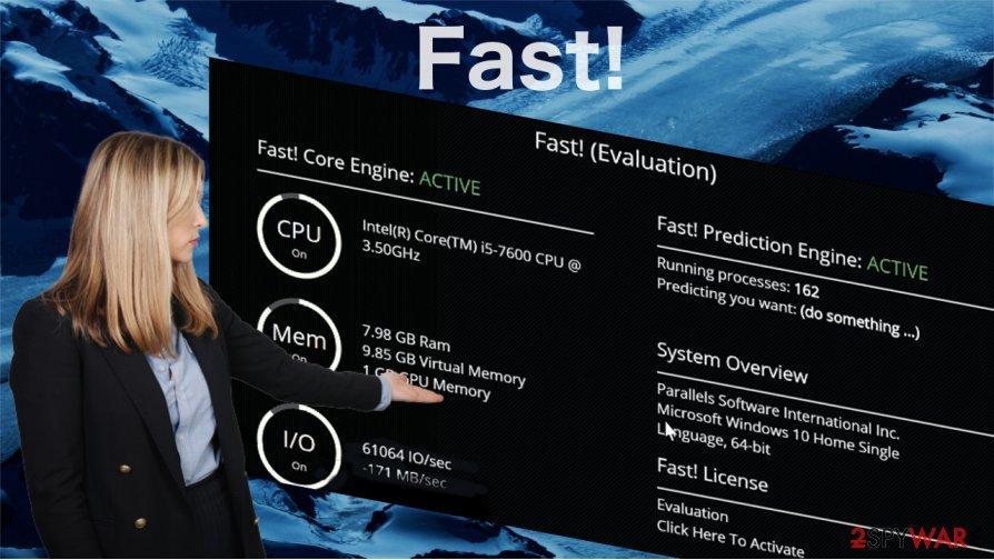 Fast! app