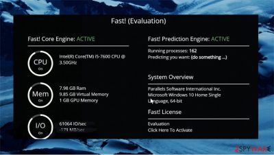 Fast! program