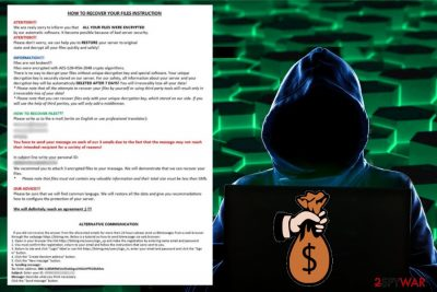 fastbk@qq.com ransomware virus