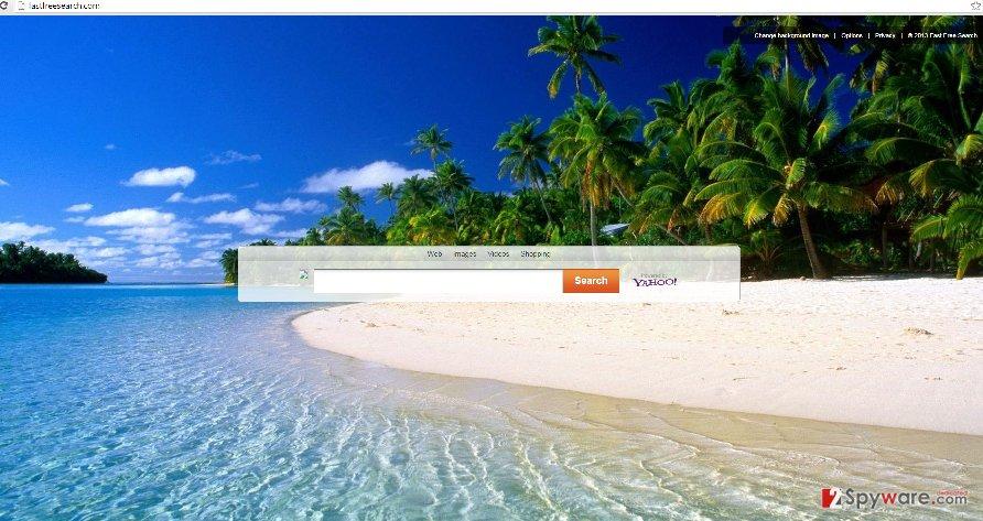 FastFreeSearch.com snapshot