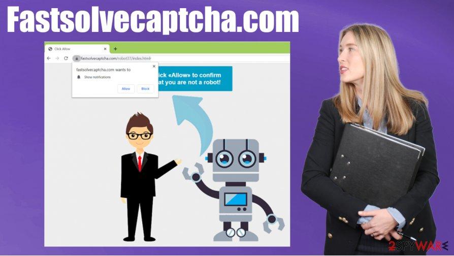 Fastsolvecaptcha.com PUP