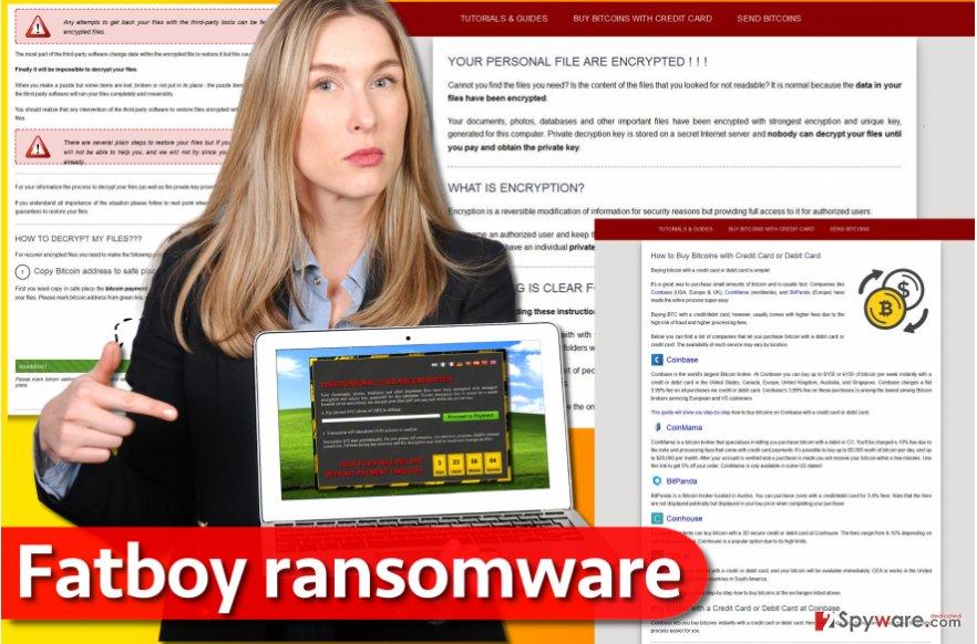 Fatboy ransomware virus