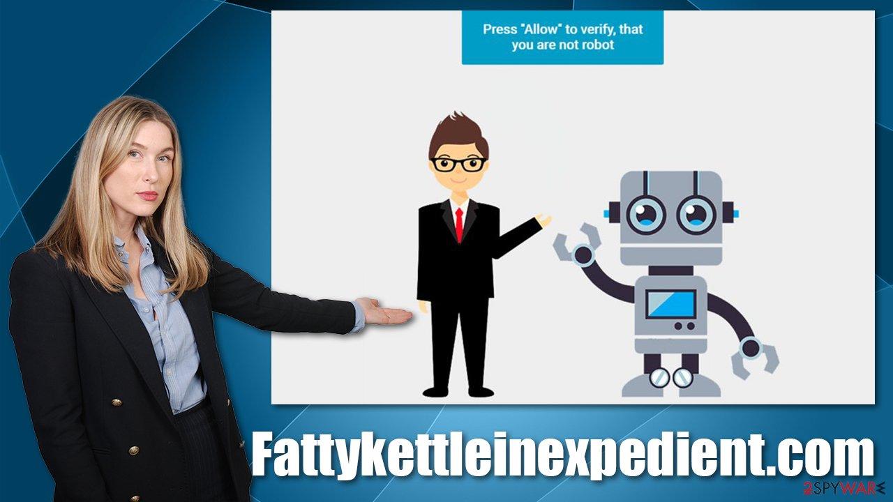 Fattykettleinexpedient.com popups
