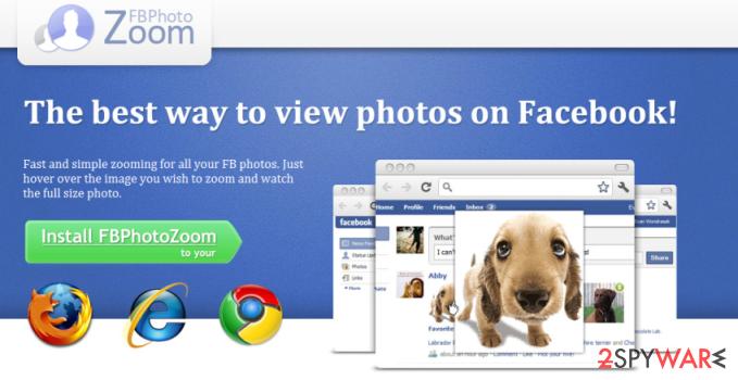 FB Photo Zoom snapshot