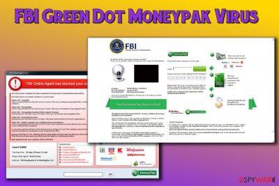 FBI Green Dot Moneypak Virus