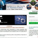 FBI virus (second version)