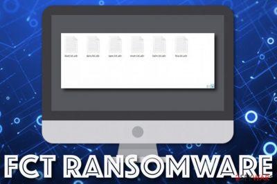 FCT ransomware virus
