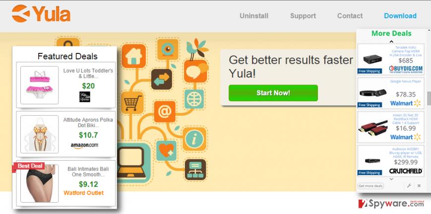 Yula virus