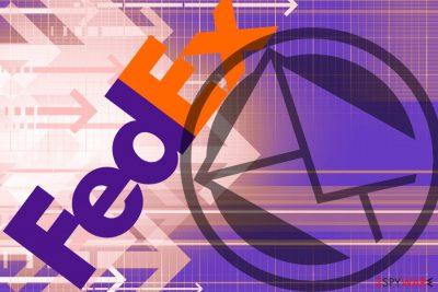FedEx tracking email virus