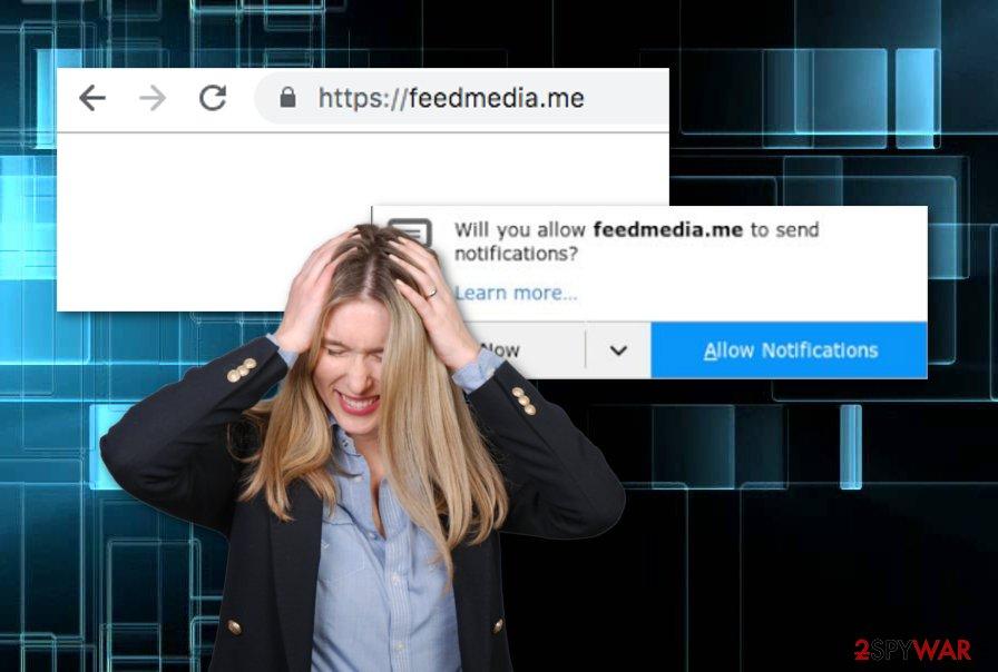 Feedmedia.me adware